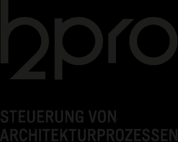 h2pro | Steuerung von Architekturprozessen - Steuerung von Architekturprozessen